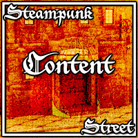 Steampunk Street - Extended License image 2