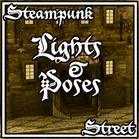 Steampunk Street - Extended License image 5
