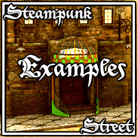 Steampunk Street - Extended License image 6