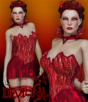 Devilish V4/A4/Elite by kaleya