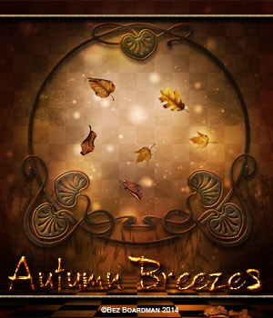 Autumn Breezes 2D Graphics Bez