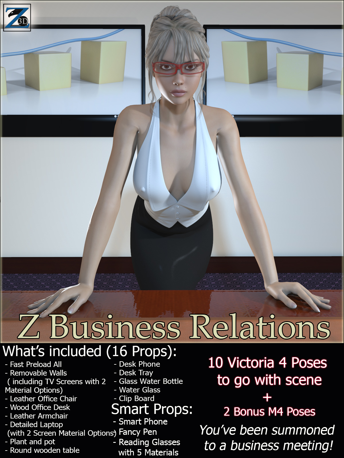 Z Business Relations + Poses