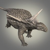 SauropeltaDR - Extended License 3D Models Dinoraul