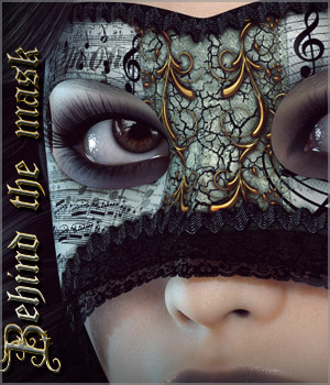 Behind the Mask by Sveva
