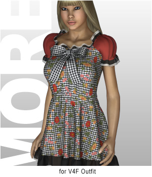 MT&S for V4F Outfit 3D Figure Essentials motif