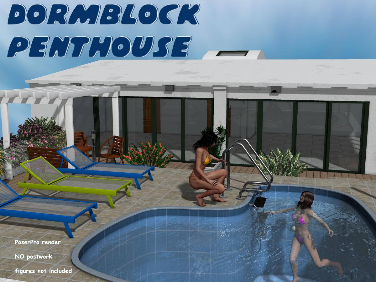 Dormblock Penthouse - Extended License