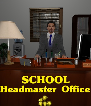 School Headmaster Office - Extended License