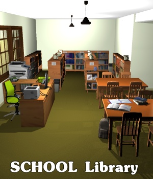 School Library - Extended License