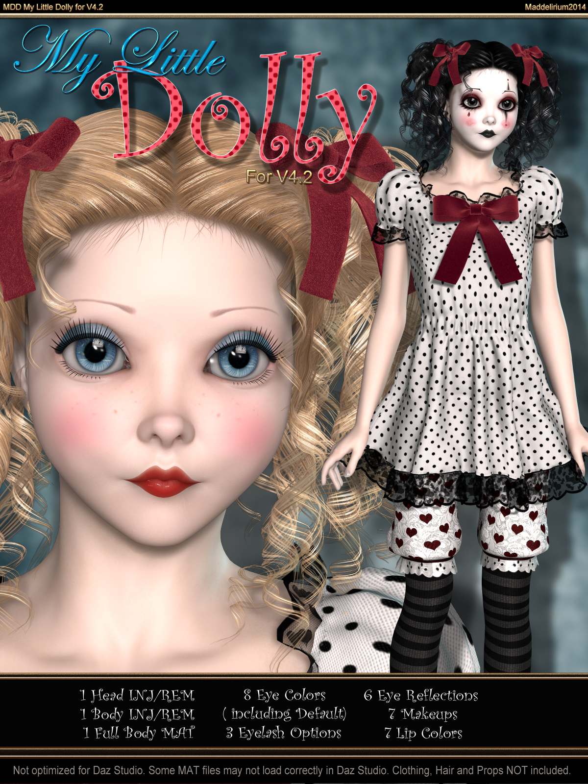 MDD My Little Dolly for V4.2