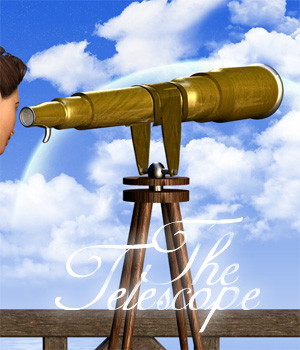 The Telescope 3D Models melc