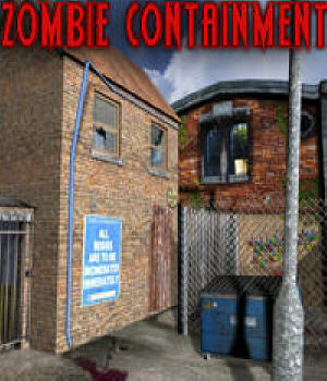 Zombie Containment 3D Models BlueTreeStudio