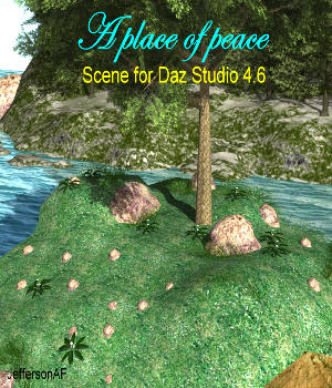 A place of peace 3D Models JeffersonAF