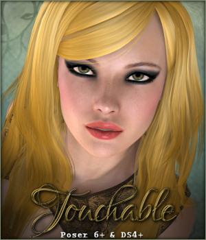 Touchable Nini by -Wolfie-