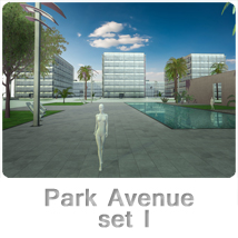 Park Avenue set I image 3