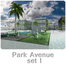 Park Avenue set I image 5