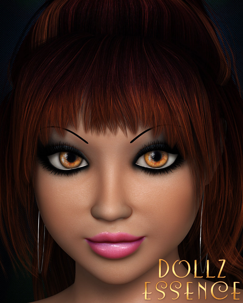 Dollz Essence by 3DSublimeProductions