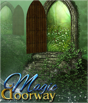 SV's Magic Doorway by Sveva