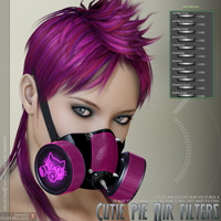 Cutie Pie Air Filters - Extended License image 1