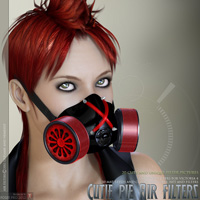 Cutie Pie Air Filters - Extended License image 2