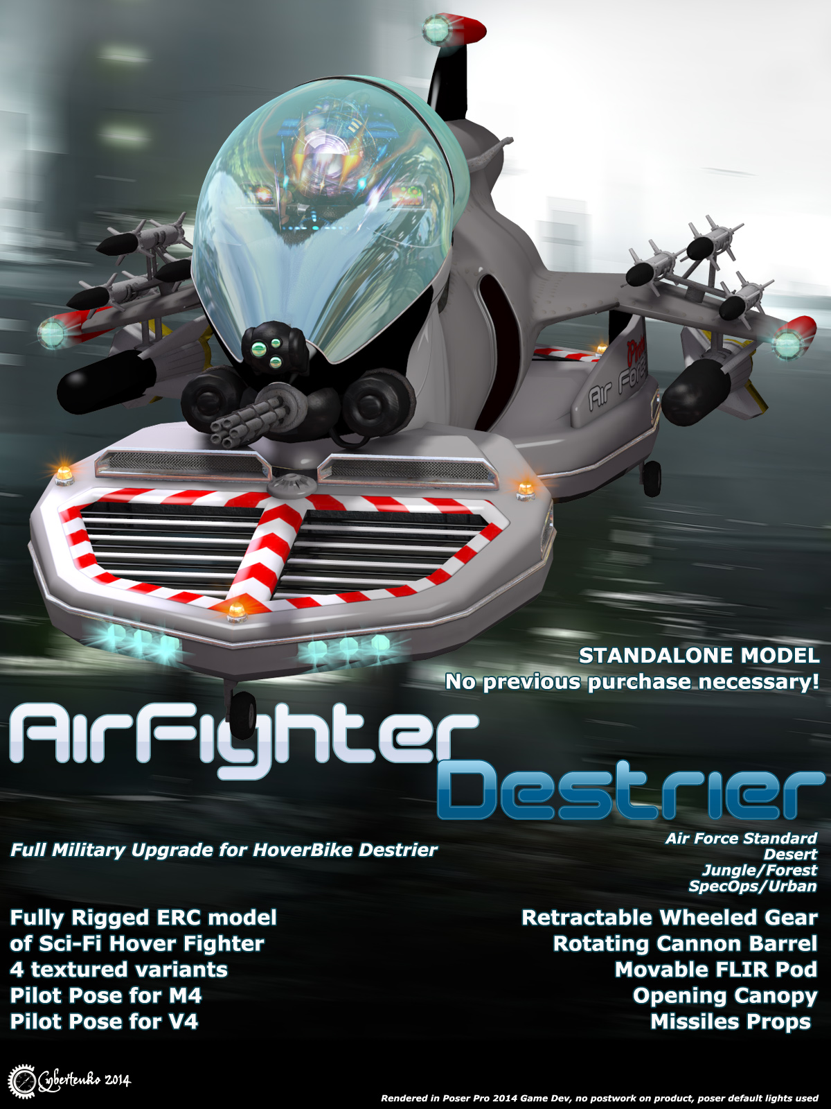 AirFighter Destrier