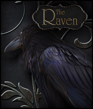 The Raven 2D Graphics Merchant Resources antje