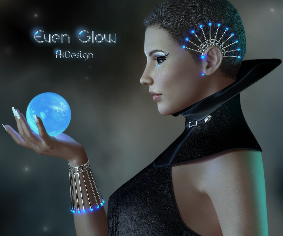 Even Glow Jewels