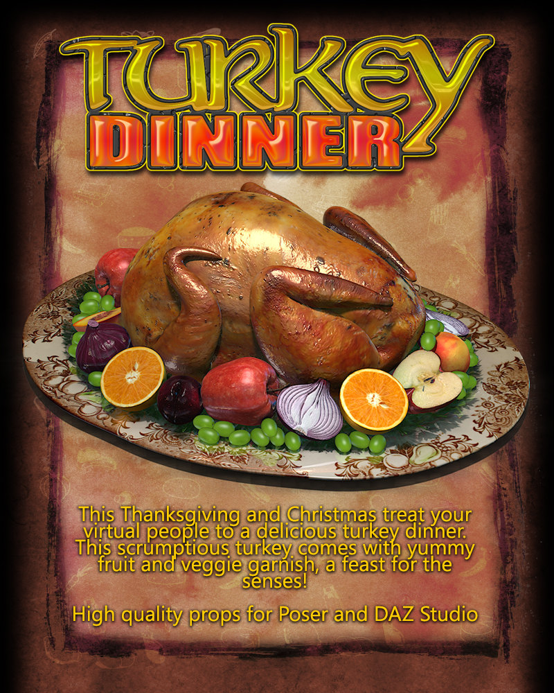 Exnem Turkey Dinner