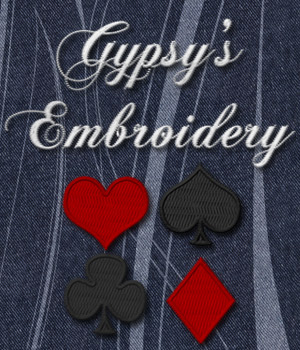 Gypsy's Embroidery 2D Graphics gypsyangel