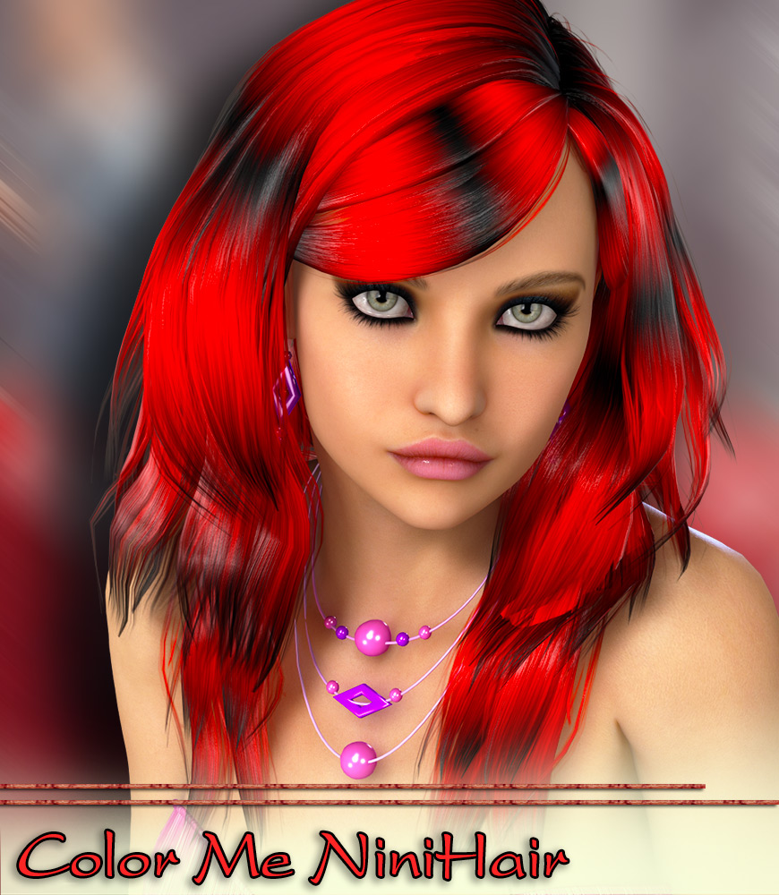 colorme NiniHair by Zoe