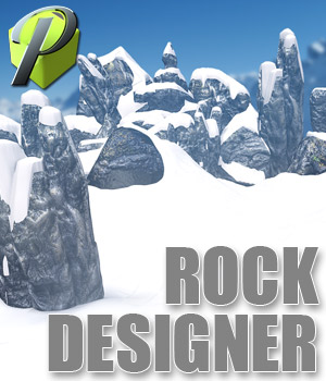 Rock Designer 3D Models powerage