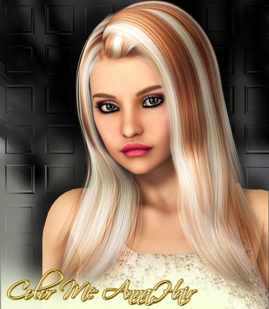 Colorme AnneHair by Zoe