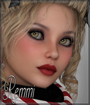 SV7 Remmi 3D Figure Essentials Seven