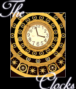The Clocks 3D Models melc