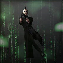 Dynamic Mainframe Coat image 1