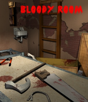 Bloody room - Extended License 3D Models greenpots