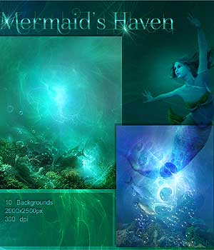 Mermaid's Haven 2D RajRaja