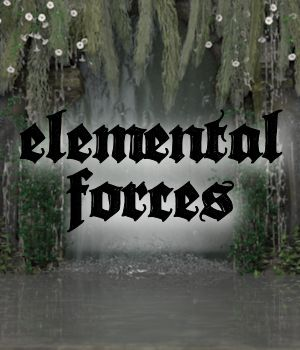 Elemental Forces 2D Saidge