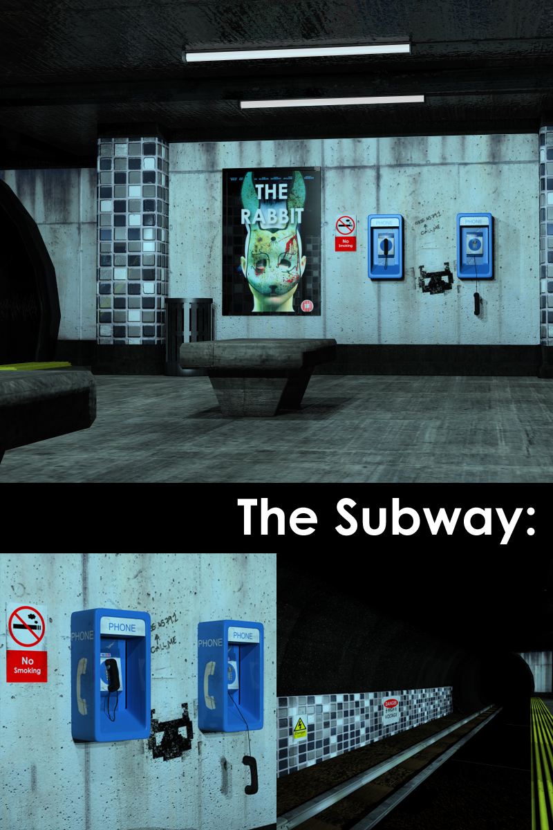 The Subway - Extended License