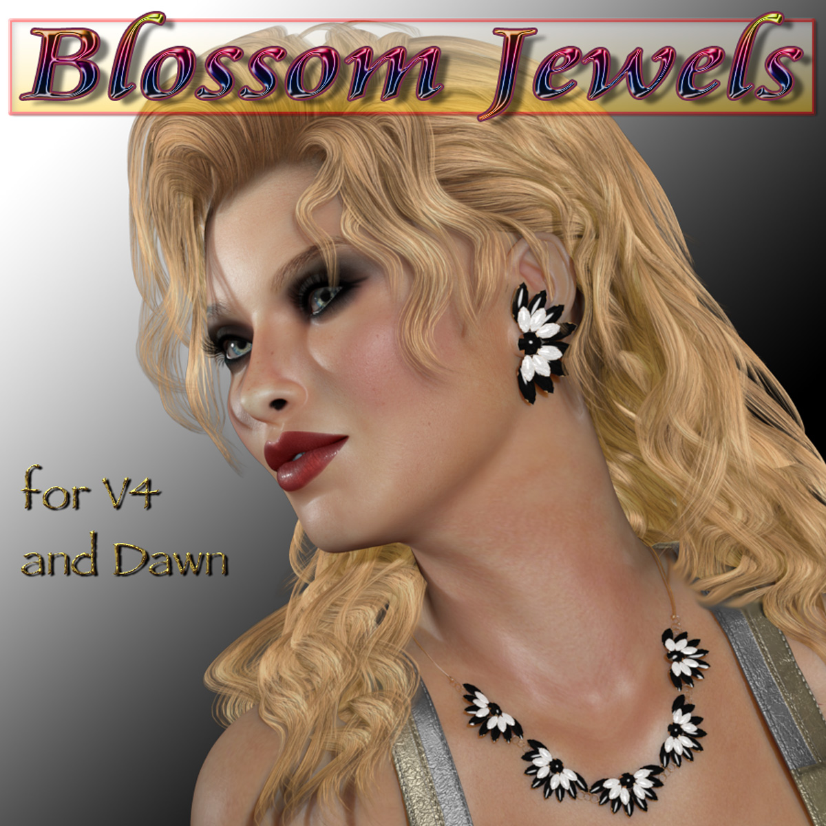 Blossom Jewels for V4 and Dawn