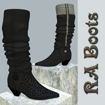RA Boots image 1