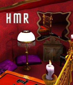 HMR (Hotel meeting room) - Extended License 3D Models Gaming greenpots