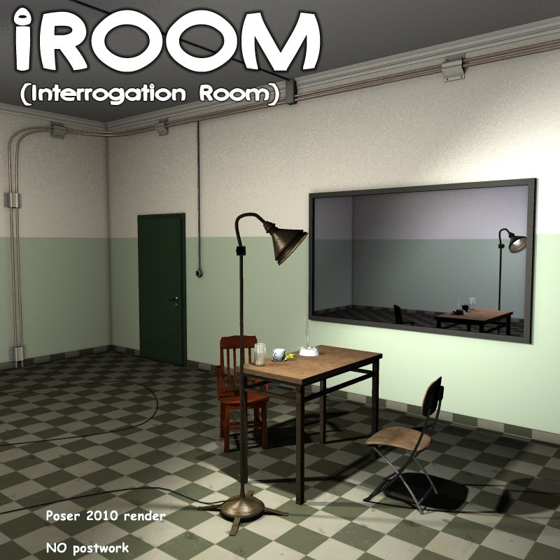 IRoom (Interrogation room) - Extended License