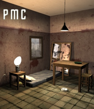 PMC (Poor man's corner) - Extended License 3D Models Gaming greenpots