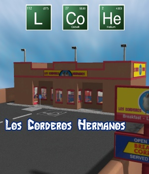 LCH (Los Corderos Hermanos) - Extended License Gaming 3D Models greenpots