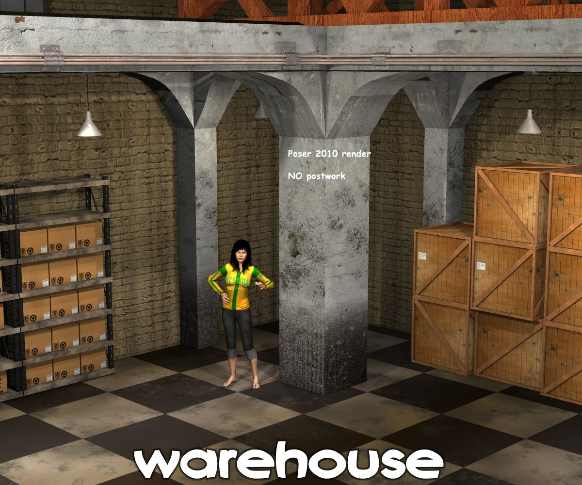 Warehouse - Extended License