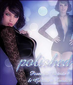 Polished V4 & G2F by -dragonfly3d-