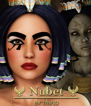TF Nubet for V4 3D Figure Essentials Trifid