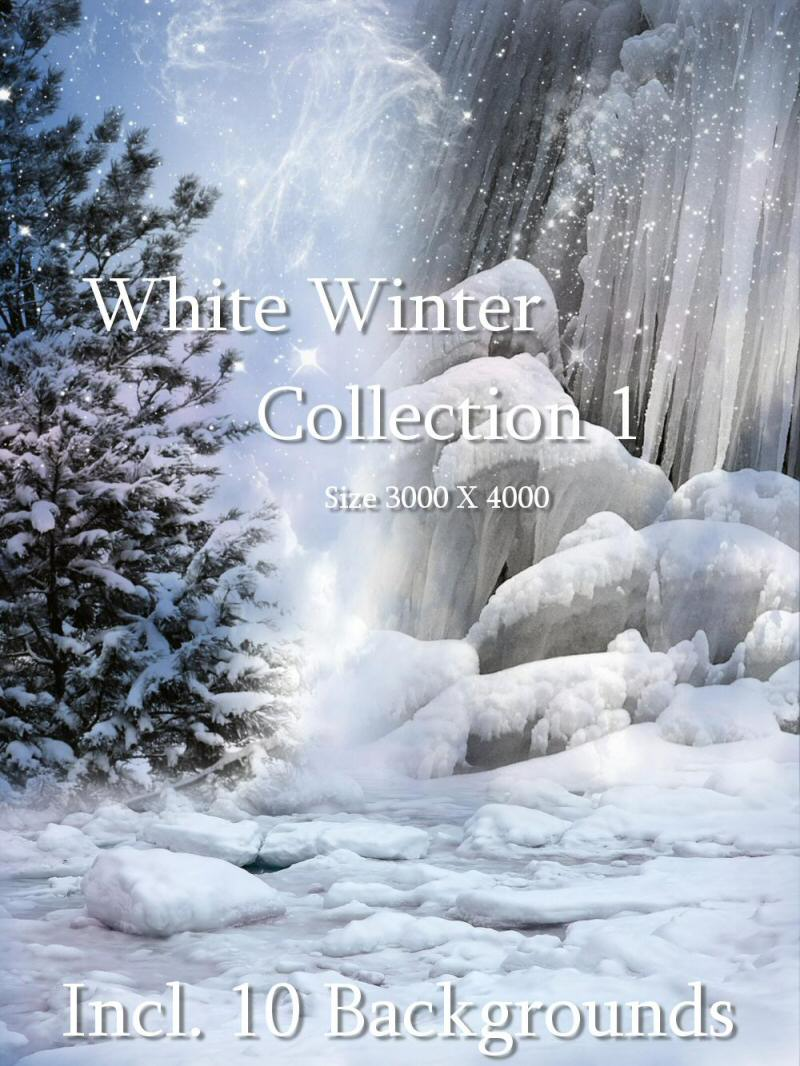 White Winter Collection 1