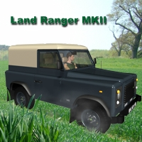 Land Ranger MK2 - Extended License 3D Models Simon-3D