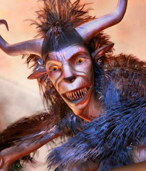 The Coal Bringer: Krampus' Little Helper 3D Models sixus1